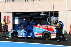 #25 Algarve Pro Racing, Ligier JSP2 Nissan: Andrea Roda, Jonathan Hirschi, Andrea Pizzitola