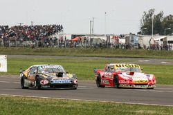 Juan Manuel Silva, Catalan Magni Motorsport Ford, Christian Ledesma, Las Toscas Racing Chevrolet