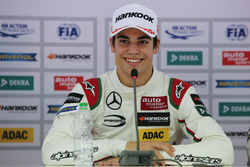 Lance Stroll, Prema Powerteam, Dallara F312, Mercedes-Benz