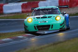 Wolf Henzler, Frederik Makowiecki, Team Falken Motorsport, Porsche 991 GT3 R