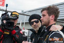 Nicola De Marco e Armando Donazzan, CEO di Orange1 Racing