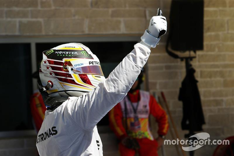 58e pole pour Hamilton