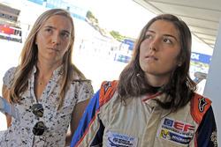 Paula and Tatiana Calderón, RP Motorsport
