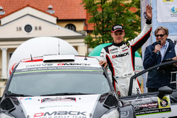 Ott Tänak, DMACK World Rally Team