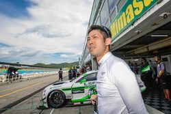 #8 Absolute Racing Bentley Continental GT3: Keita Sawa