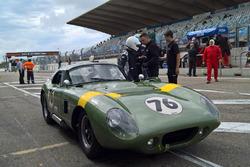 Olivier y David Hart, Shelby Cobra Daytona Coupe