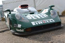 Auto van Max van Splunteren, Porsche 911 GT1