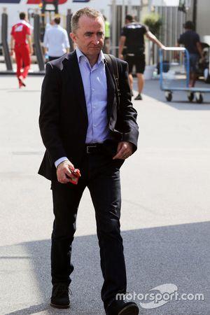 Paddy Lowe, directeur technique exécutif de Mercedes