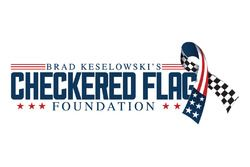 Logo Brad Keselowski's Checkered Flag Foundation