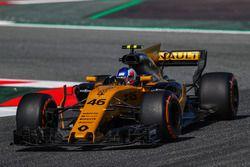 Sergey Sirotkin, Renault Sport F1 Team RS17 Testcoureur