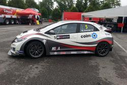 Roberto Colciago, Honda Civic TCR