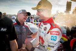 Brad Jones, third place Nick Percat, Brad Jones Racing Holden