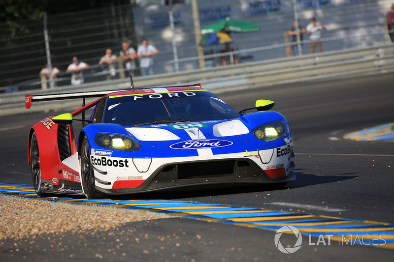 5. GTE-Pro: #69 Ford Chip Ganassi Racing, Ford GT