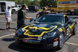 #25 Chevrolet Corvette: Robert Prilika