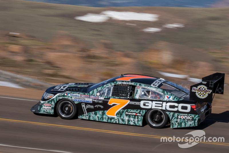 №7 Chevrolet SS: Лейн Шранц
