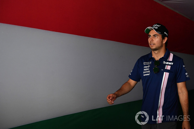 Sergio Perez, Force India