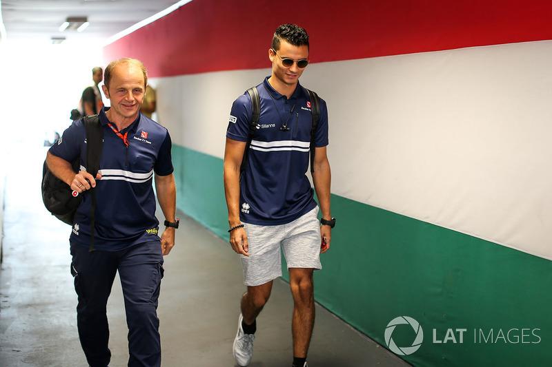 Паскаль Верляйн, Sauber, Жозеф Леберер, Sauber F1