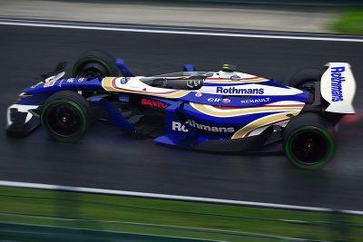 2025 F1 fantasy cars concept