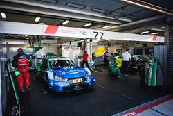 Coche de Loic Duval, Audi Sport Team Phoenix, Audi RS 5 DTM