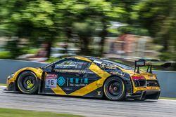 #16 Audi Hong Kong Audi R8 LMS Cup: Melvin Moh, Eric Lo