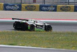 Lamborghini Huracan S.GTCup #63 Antonelli Motorsport: Agostini-Zampieri