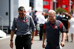 Guenther Steiner, director del equipo, Haas F1 Team, Gene Haas F1 Team, dueño del equipo
