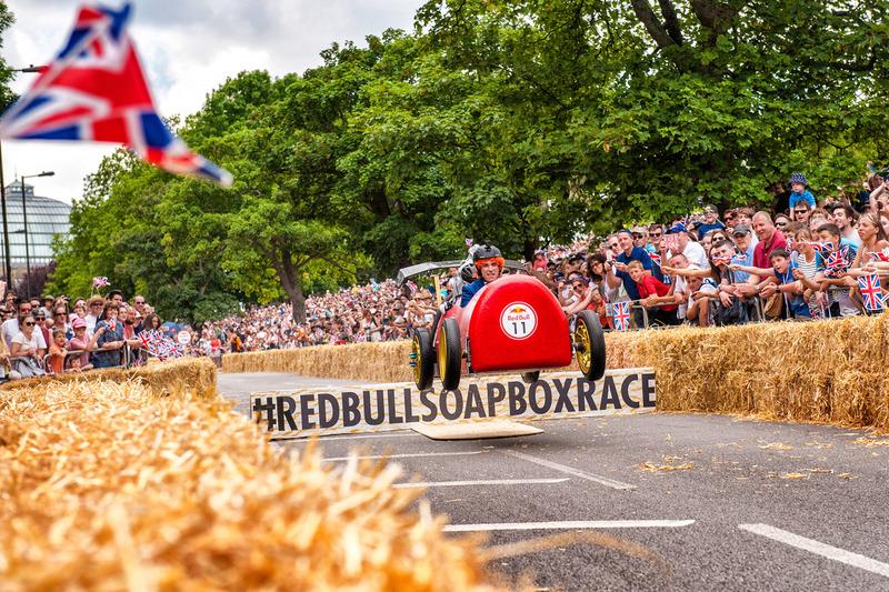 Гонка Red Bull Soapbox