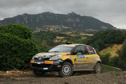 Kevin Gilardoni, Corrado Bonato, Renault Clio R3C #29