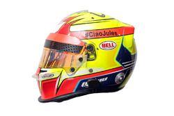 Helmet of Alex Palou, Teo Martin Motorsport