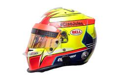 Le casque d'Alex Palou, Teo Martin Motorsport