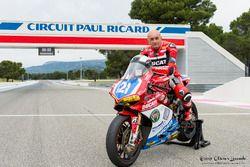 Dario Marchetti, Esprit Racing, Ducati 1299