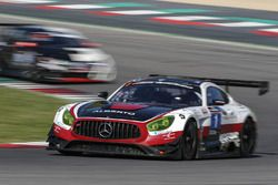 Chantal Kroll, Michael Kroll, Martin Kroll, Christiaan Frankenhout, Kenneth Heyer, Hofor Racing, Mercedes-AMG GT3, P1 A6-AM