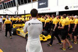 Jolyon Palmer, Renault Sport F1 Team, mit Renault Sport F1 Team RS01