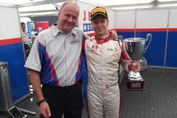 Andreas Jenzer con Patric Niederhauser, Jenzer Motorsport