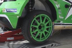 Skoda Fabia R5, Skoda Motorsport Italia