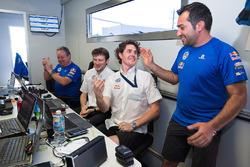Ralf Arneke, Richard Browne, Volkswagen Motorsport