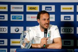 Press Conference, Gary Paffett, Mercedes-AMG Team HWA, Mercedes-AMG C63 DTM