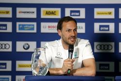 Pressekonferenz, Gary Paffett, Mercedes-AMG Team HWA, Mercedes-AMG C63 DTM