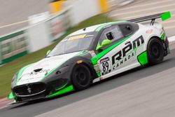 #89 JCR Motorsports Maserati GranTurismo MC GT4: Fred Roberts