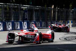 Nick Heidfeld, Mahindra Racing. devance Felix Rosenqvist, Mahindra Racing