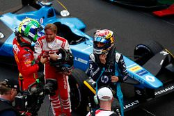 Lucas di Grassi, ABT Schaeffler Audi Sport, Nick Heidfeld, Mahindra Racing, and Sébastien Buemi, Ren