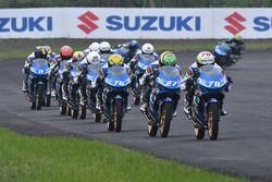 Suzuki Asian Challenge pistteki olay