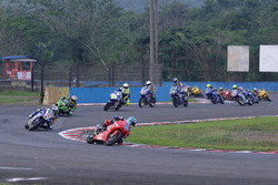 Track action Asia Production 250cc