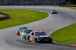 Dylan Lupton, JGL Racing Toyota, Regan Smith, Joe Gibbs Racing Toyota