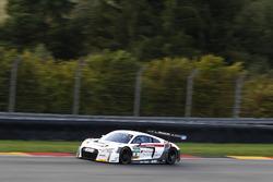#8 Audi Sport racing academy, Audi R8 LMS: Mikaela Åhlin-Kottulinsky, Ricardo Feller