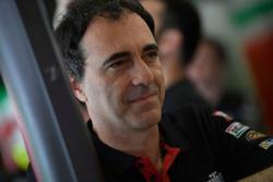 Romano Albesiano, directeur Aprilia Racing