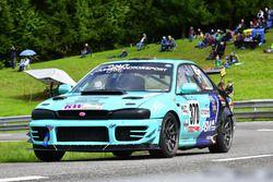 Vanessa Zenklusen, Subaru Impreza Type R JM, RCU