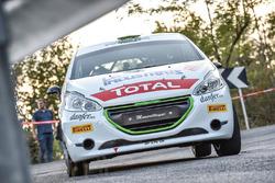 Damiano De Tommaso, Paolo Rocca, Power Car Team R2B Peugeot 208