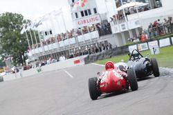 Kurtis craft indycars at the chicane !
