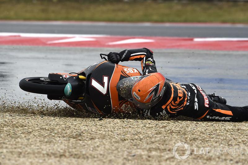 Адам Норродин, SIC Racing Team, Moto3